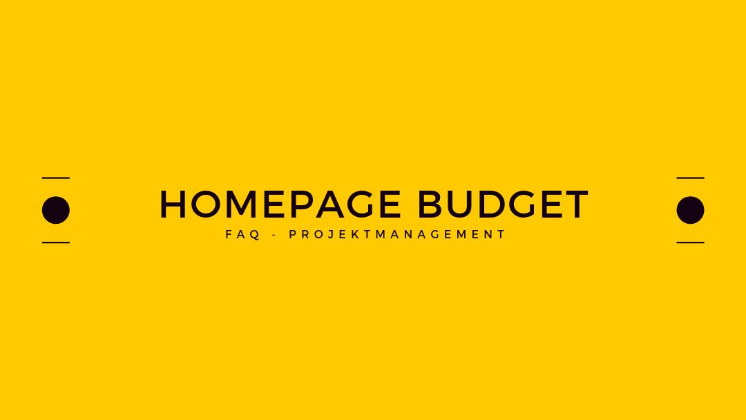 Budget Was Kostet Eine Homepage Webseitenheldin